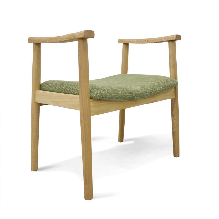 仏壇用椅子、れんげ、斜め上