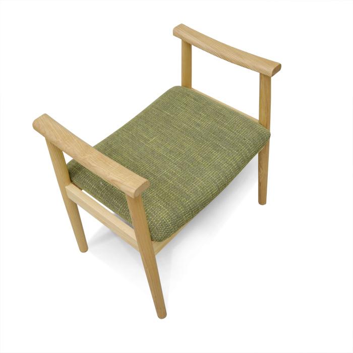 仏壇用椅子、れんげ、後ろ