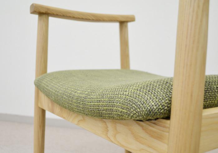 仏壇用椅子、れんげ、生地2色