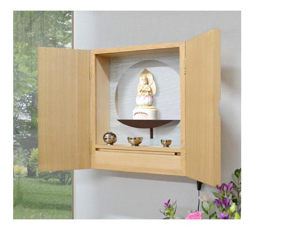 壁掛け仏壇イメージ1