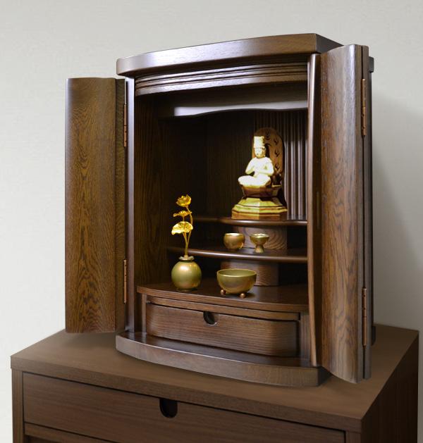 モダン上置仏壇 [しんら]画像2